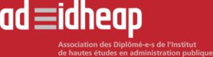 AD-IDHEAP Association des Diplômé-e-s de l'institut de hautes études en administration publique