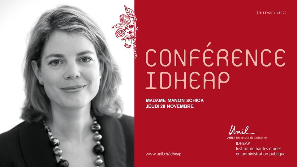 Conference IDHEAP 2019